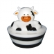 Black & White Cow Glycerin Soap