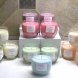 8oz lotion/ massage candle Vanilla