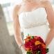 Pearl and Rhinestone Bridal Sash