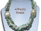 Sienna Handcrafted Gemstone Necklace