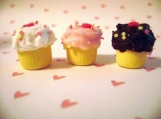 Scented Cupcake Charm
