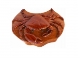 Crab Rosewood 4 piece Puzzle Box