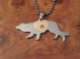 Border Collie Pendant