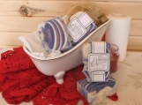 Momma's Home, scented handmade cold process soap