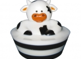 Black and White Cow Glycerin Soap
