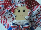 Scrap Babies American Pride Collection Doll