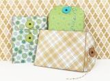 3 Coin Envelopes Gift Card Holders for Men