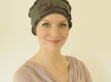 Chemo cap beanies - pretty and contemporary cancer hats