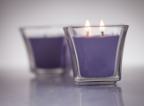 Purple Reign Soothing Strong Lavender Scented Candle