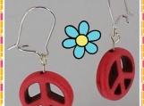 Earrings of Peace