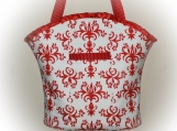 Tootles Boutique Bag - Dehli Valorie Wells Designer Fabric