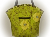 Tootles Boutique Bag - Tree Top by Tina Givens Designer Fabric