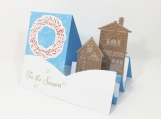 Holiday Homes Side Step Card