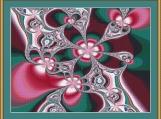 Art Design II Cross Stitch Pattern