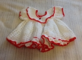 Ladybug holiday dress set, homecoming set,Holiday dress, Handmad