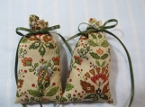 "Light Brown 3""X2 Sachet-'French Lavender' Scent-Cindy's Loft-648"