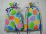 """Easter 4""""X2"""" Sachet-'Apples 'n Oak' Fragrance-Cindy's Loft-533"""