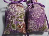 Purple Sachets-'Three Flowers' Fragrance-Cindy's Loft-196