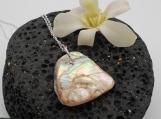 Abalone Necklace, Beach Jewelr