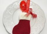 Christmas Utensil Holders, Set of 4 Christmas Utensil Holders