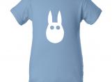 """""""Totoro Chibi Inspired"""" Blue Creeper Baby Onesie"""