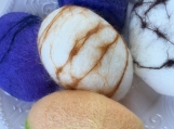 Felted Soap, Hand Felted Soap, Handmade Felted Soap