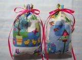 "Easter 5""X2"" Sachet-'Spring Rain' Fragrance-Cindy's Loft-437"