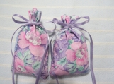 "Lavender 3""X2"" Sachet-'Beautiful Day' Scent-Cindy's Loft-680"