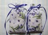 """Lavender 4""""X2"""" Sachet-'Eternal Lavender' Scent-Cindy's Loft-560"""