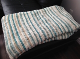 Hand Knit Queen Size Blanket