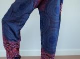 SM0062 Gypsy Pants Rayon Pants,Aladdin Pants Maxi Pants Boho Pants
