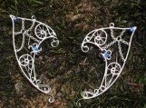 The Weaver elf ears, web elf ears, fate elven ears