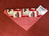 Dog Scarf - Wisconsin Badger