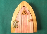 Opening Fairy Door, Hinged Fairy Door, Garden Decoration, Celtic Fairy Door, Irish gift, Scottish gift