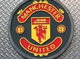 Manchester United Wood Carved Signs