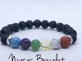 Nurses Bracelet: Aromatherapy Diffuser Bracelet