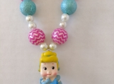 Aurora Chunky Princess Necklace