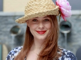 Handmade Bespoke Raffia Hat with Narrow Brim perfect for Summer