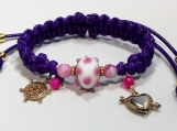 Purple Bracetet MABR007