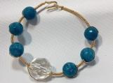 six agates bracelet-PABR029