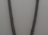 "18"" Stainless Steel Wallet Chain"