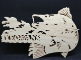 Personalized Walleye