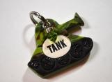 Tank Dog Tag / Army Tank Dog Tag / Army Dog Tag / Pet Tag