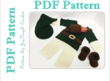 Crochet Pattern Link Baby Costume Legend of Zelda Outfit