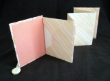 Envelope Album - Mini Pink