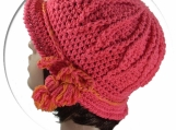 PDF Pattern Crochet Cotton Summer Hat, no 48
