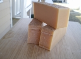 Orange Spice n Clove Scrubby Cold Process Handmade Soap - Vegan!