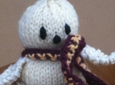 Hedwig, Small, Knitted Toy