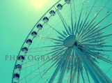 Ferris Wheel 5x7 Fine Art Photograph