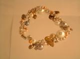 Freshwater Pearl Twist Bracelet
